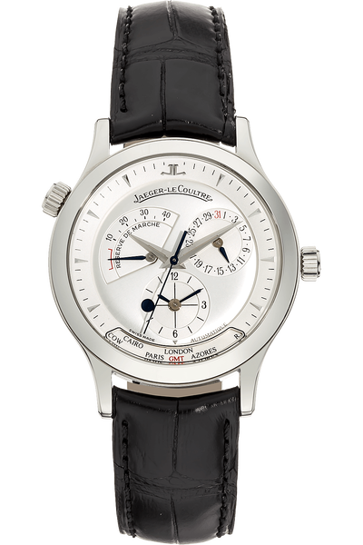 Master Geographic Stainless Steel Automatic