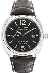 Radiomir Black Seal Stainless Steel Automatic