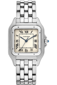 Panthere Stainless Steel Quartz
