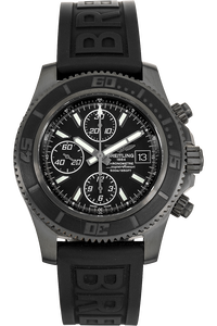 SuperOcean II Chronograph LE DLC Stainless Steel Automatic