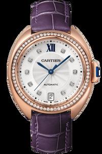 Clé de Cartier Pink Gold, Medium