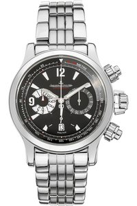 Master Compressor Chronograph  Stainless Steel Automatic
