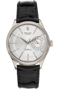 Cellini Prince White Gold Automatic