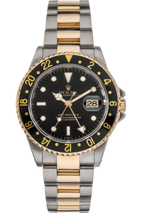 GMT-Master II Swiss Dial Lug Holes Yellow Gold and Stainless Steel Automatic