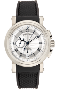 Marine Chronograph White Gold Automatic