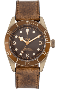 Heritage Black Bay Bronze Automatic
