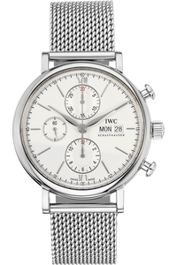Portofino Chronograph Stainless Steel Automatic