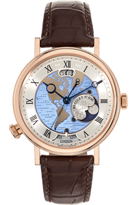 Hora Mundi Rose Gold Automatic