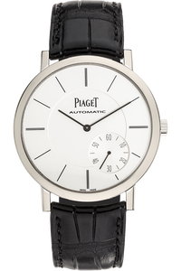 Altiplano  White Gold Automatic