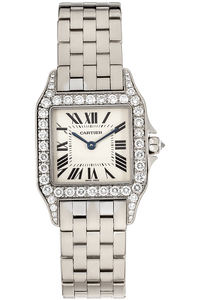 Santos Demoiselle White Gold Quartz