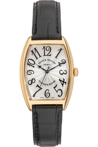 Cintree Curvex Yellow Gold Automatic