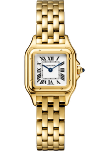 Panthère de Cartier Small Yellow Gold