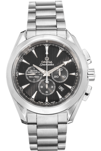 Seamaster Aqua Terra Chronograph Stainless Steel Automatic