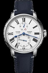 Marine Chronometer Torpilleur Semper Fortis