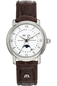 Masterpiece Moon Phase Stainless Steel Automatic