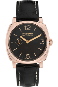Radiomir 1940 Oro Rosso Rose Gold Manual