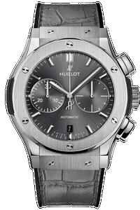 Classic Fusion Chronograph Titanium Racing Grey