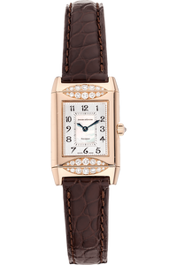 Reverso Duetto  Rose Gold Manual