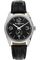 BR 123 Officer Black Stainless Steel Automatic