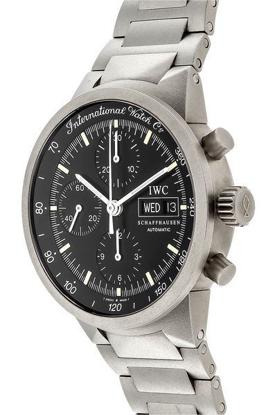 uk availability ca1b7 c9812 Pre-Owned IWC GST Chronograph Automatic (IW370703)