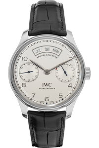 Portugieser Annual Calendar Stainless Steel Automatic