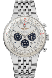Navitimer Heritage Chronograph Stainless Steel Automatic