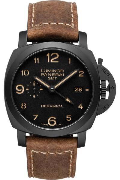Luminor 1950 3 Days GMT Automatic Ceramica - 44mm