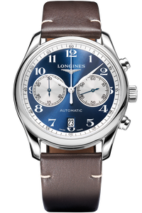 The Longines Master Collection Bucherer BLUE