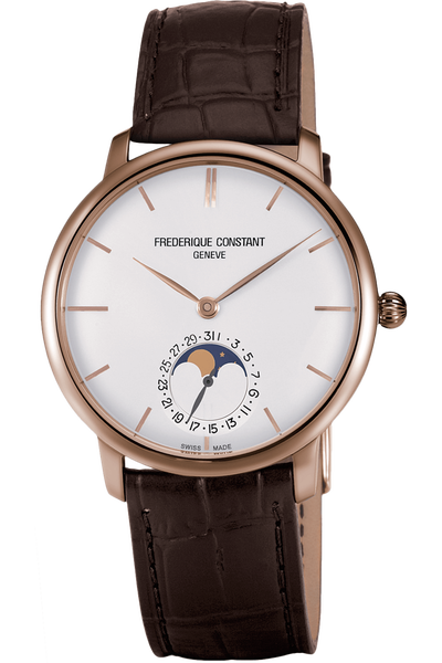 Slimline Manufacture Moonphase