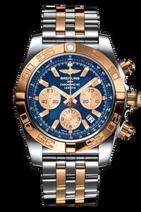 Chronomat 44 Steel & Gold