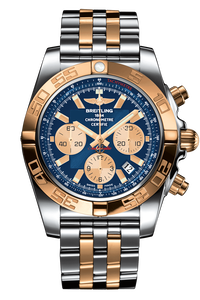 Chronomat 44 Steel & Gold