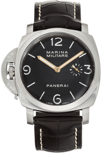 Luminor Marina Militare Stainless Steel Manual