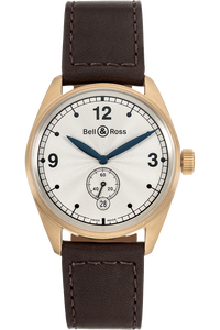 BR123 Vintage Yellow Gold Automatic