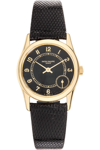Calatrava Reference 5000 Yellow Gold Automatic