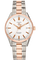 Carrera Calibre 5  Rose Gold and Stainless Steel Automatic