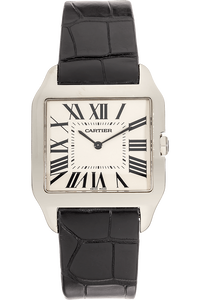 Santos Dumont White Gold Manual