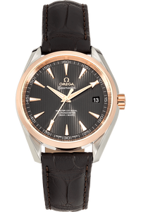 Aqua Terra Master Co-Axial Stainless Steel Automatic