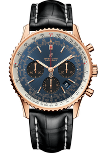 Navitimer 1 B01 Chronograph 43 18K Red Gold