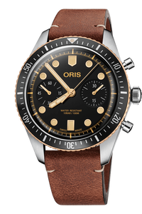 Oris Divers Sixty- Five Chronograph