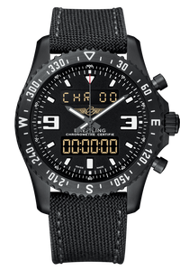 Chronospace Military Blacksteel