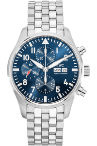 Pilot Chronograph Le Petit Prince Stainless Steel Automatic