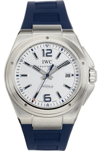 Ingenieur Mission Earth Plastiki Stainless Steel Automatic