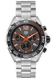 Formula 1 Quartz Grey Steel Chronograph