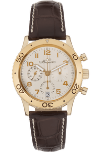 Type XX Transatlantique Rose Gold Automatic