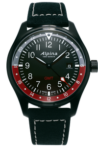 Startimer Pilot Quartz GMT