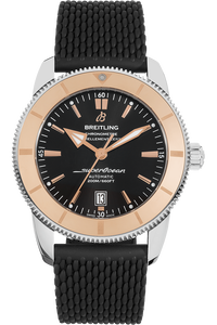 SuperOcean Heritage II Rose Gold and Stainless Steel Automatic