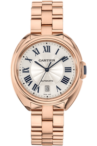 Cle Rose Gold Automatic