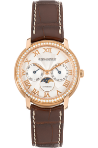 Jules Audemars Day & Date Rose Gold Automatic