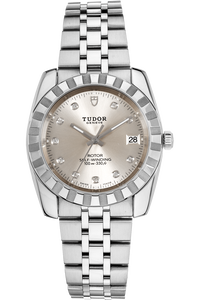 Classic Date Stainless Steel Automatic