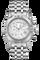 Men's Steel Silver /Silver Bracelet